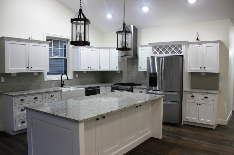 Northport custom home berchiatti homes southwest for Southwest michigan home builders
