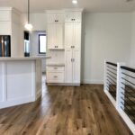 D Ave Custom Home kitchen view 2