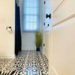 custom pattern tile